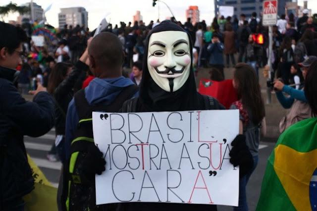 Εθνοφρουρά στους δρόμους της Βραζιλίας
