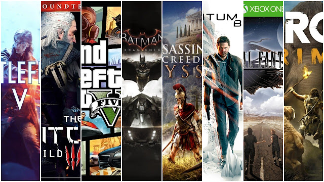Top 10 PC Games for 2 GB Graphics card 8 GB RAM