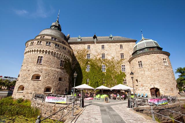 Orebro-Slottet (castello)