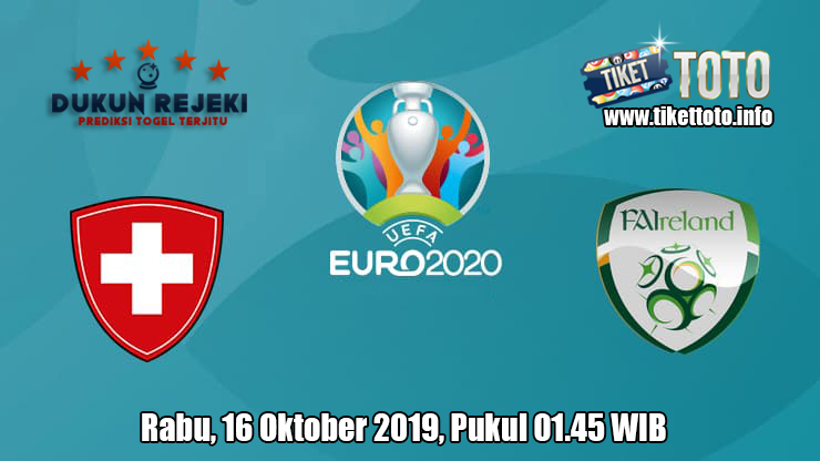 Prediksi Euro Qualification Switzerland VS Ireland 16 Oktober 2019
