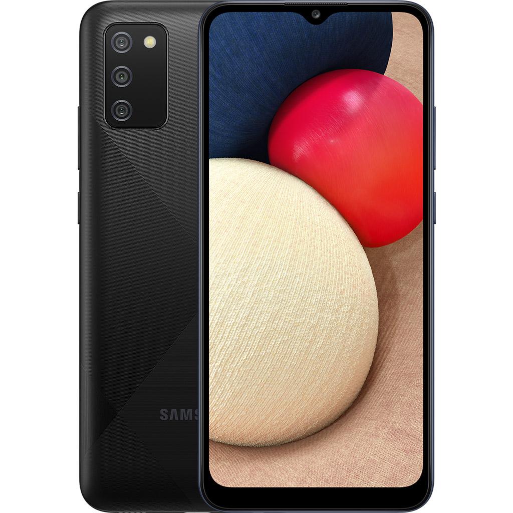 Điện thoại Samsung Galaxy A02s 64GB Đen