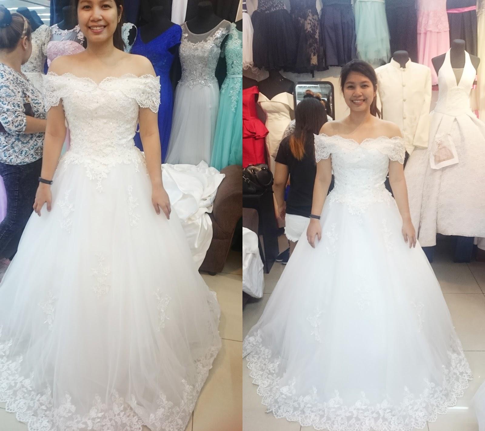 Wedding Gown Online Shopping: Wedding Gown Hunt: Divisoria