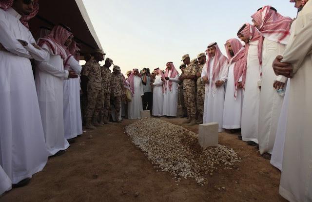 Usai Menyaksikan Jenazah Raja Fahd, Seorang Pendeta Italia Masuk Islam