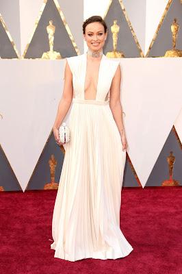 Olivia Wilde Oscars 2017