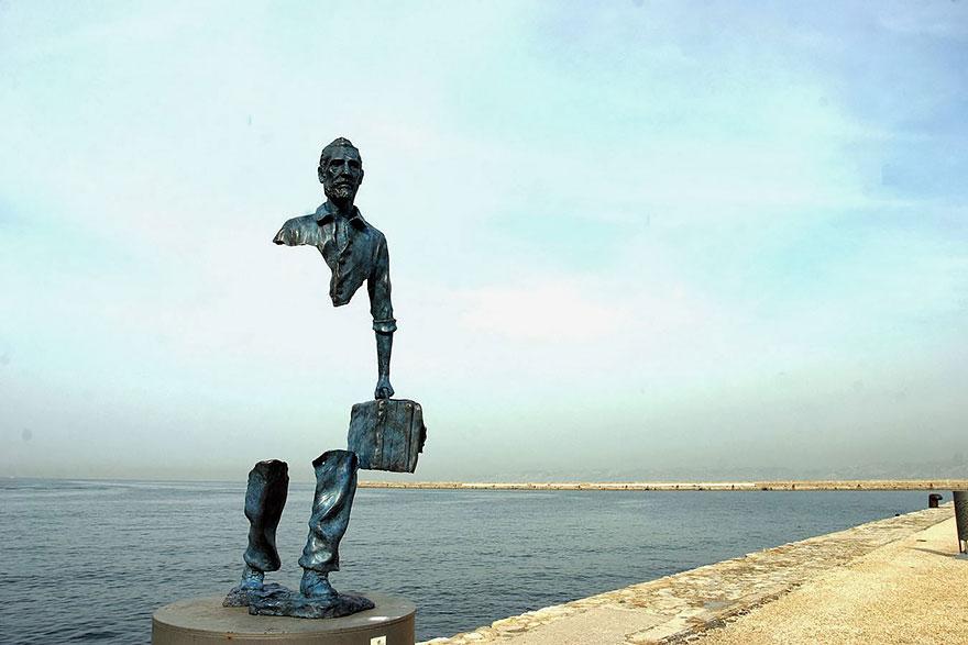 Les Voyageurs,Marseilles, France