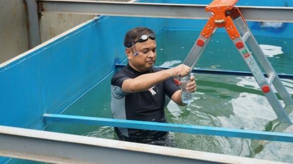 """Tổ chức môi trường Nhật phản hồi việc TPHCM """"chê"""" công nghệ xử lý nước sông Tô Lịch"""
