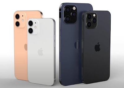 The iPhone 12 models