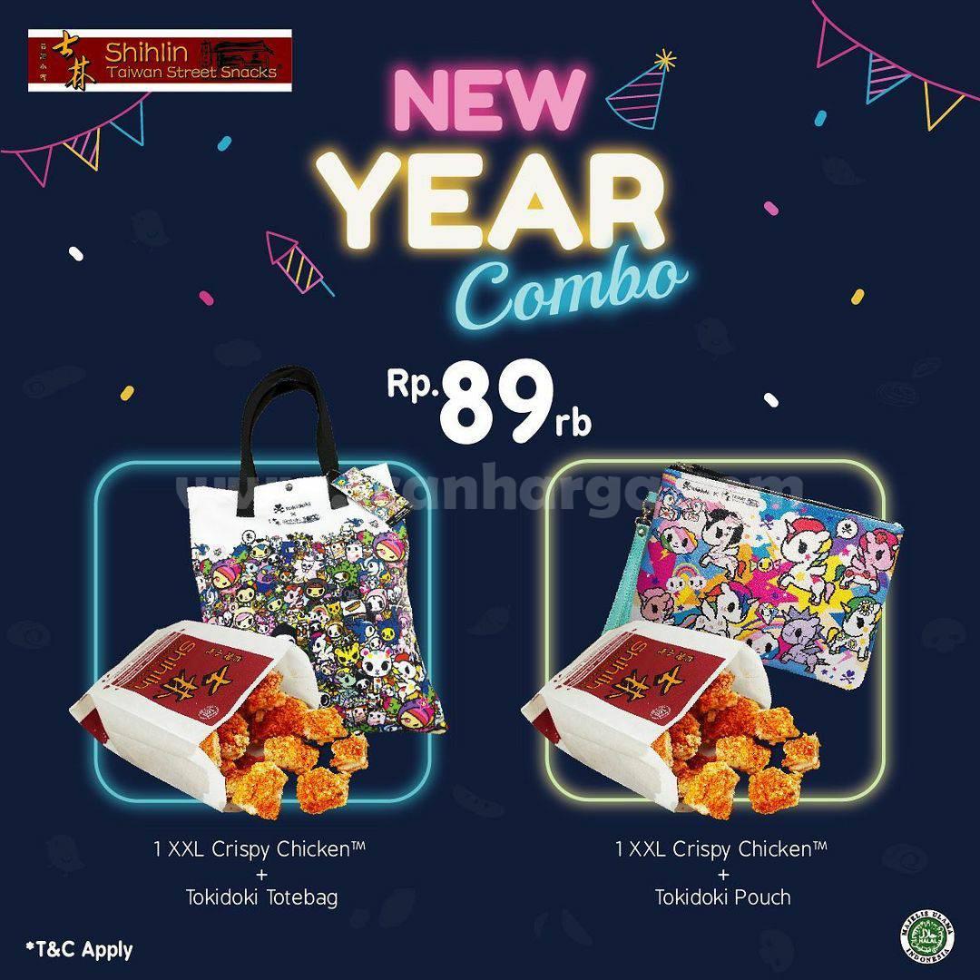 Promo SHIHLIN Terbaru Paket NEW YEAR COMBO Hanya Rp 89.000