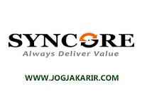 Lowongan Kerja Yogyakarta di PT Syncore Indonesia Sebagai Staf Konsultan & Staff Event