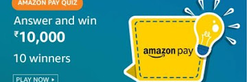 Amazon Pay Quiz : Which of the following can be done via Amazon Pay UPI?