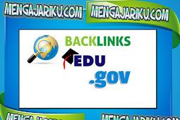Cara Mendapatkan Backlink Edu Dan Gov Yang Berkualitas
