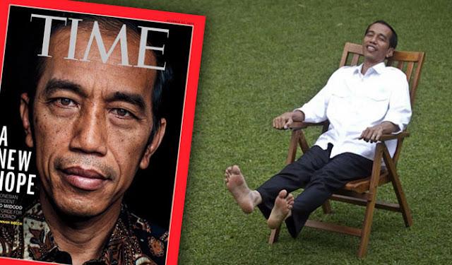 29 Tanda-tanda Jokowi Otoriter Menurut YLBHI