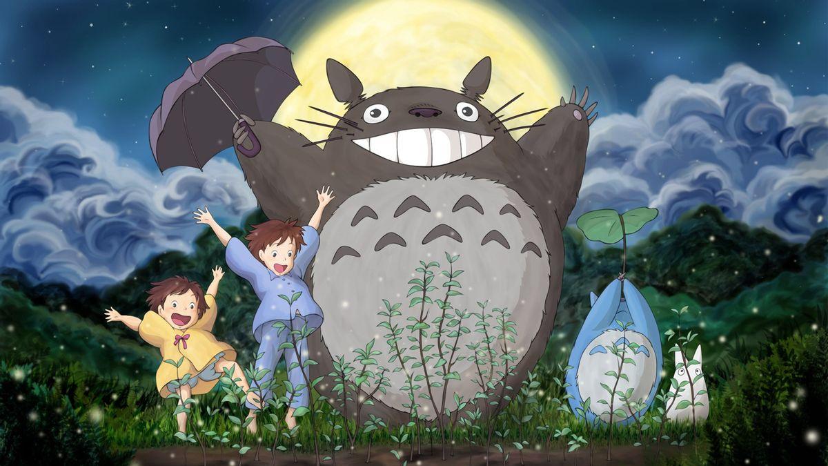 Rekomendasi Anime Studio Ghibli yang Wajib Ditonton Saat Masa PPKM! - Review Rsjournal