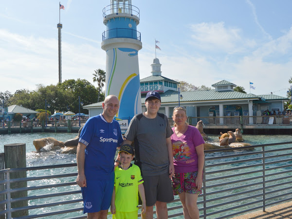 Days Out | Seaworld, Orlando