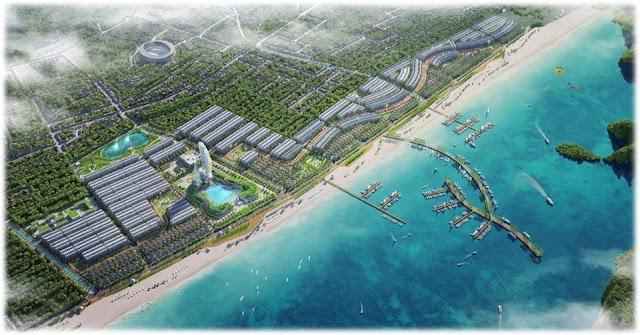 Đất nền Cẩm Phả - Green Dragon City