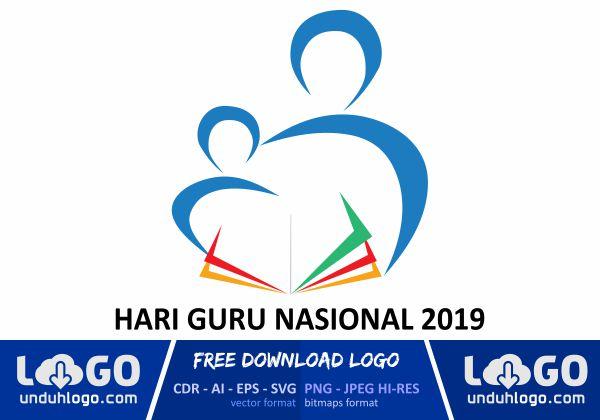 Logo Hari Guru Nasional 2019