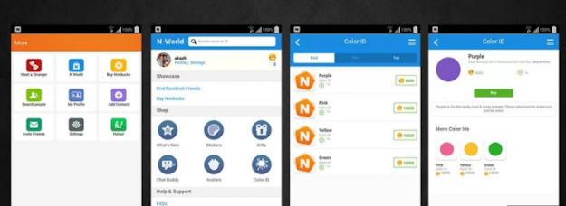aplikasi chat nimbuzz
