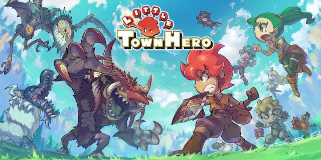 Little Town Hero (Switch) vai ganhar modo Easy