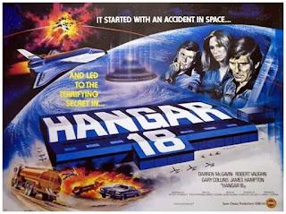 Película Hangar 18 Online
