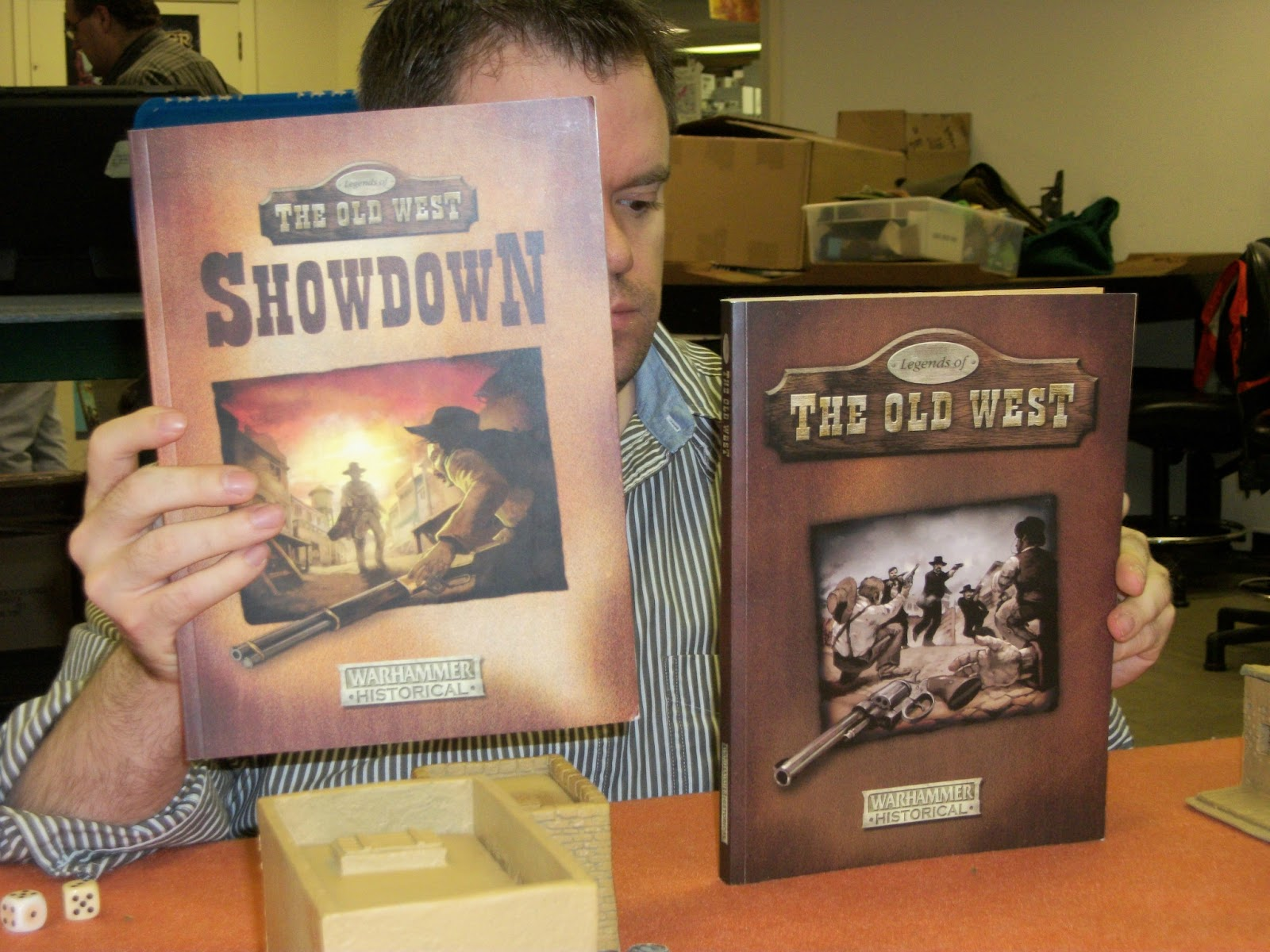 Legends Of The Old West Showdown Pdf
