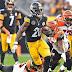 NFL: Steelers neutralizan ofensiva de Bengals y les ganan 29-14
