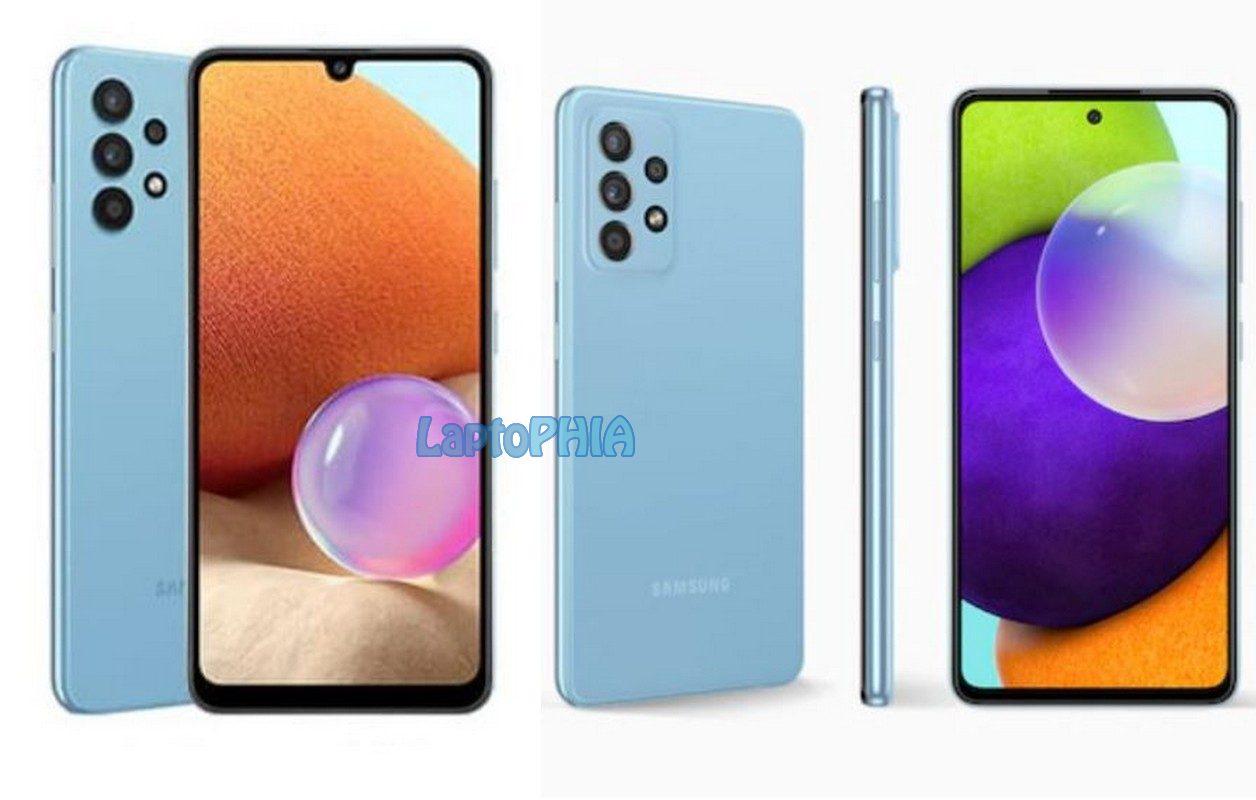Komparasi Samsung Galaxy A32 vs Samsung Galaxy A52
