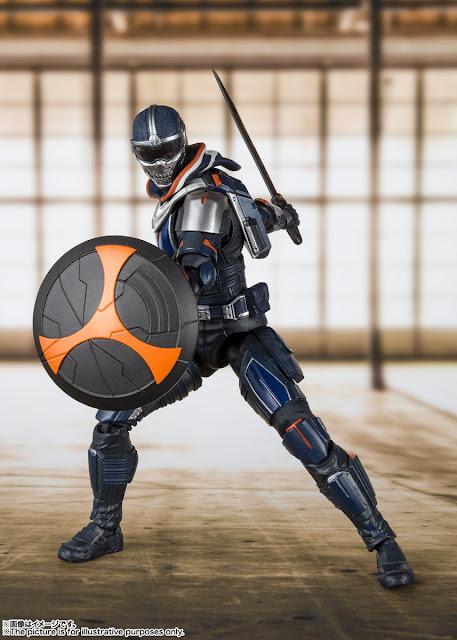S.H.Figuarts Black Widow y Taskmaster - Tamashii Nations