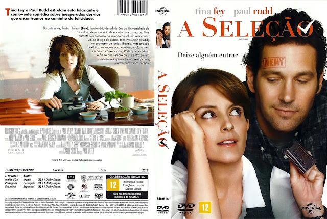 Capa DVD A Seleção