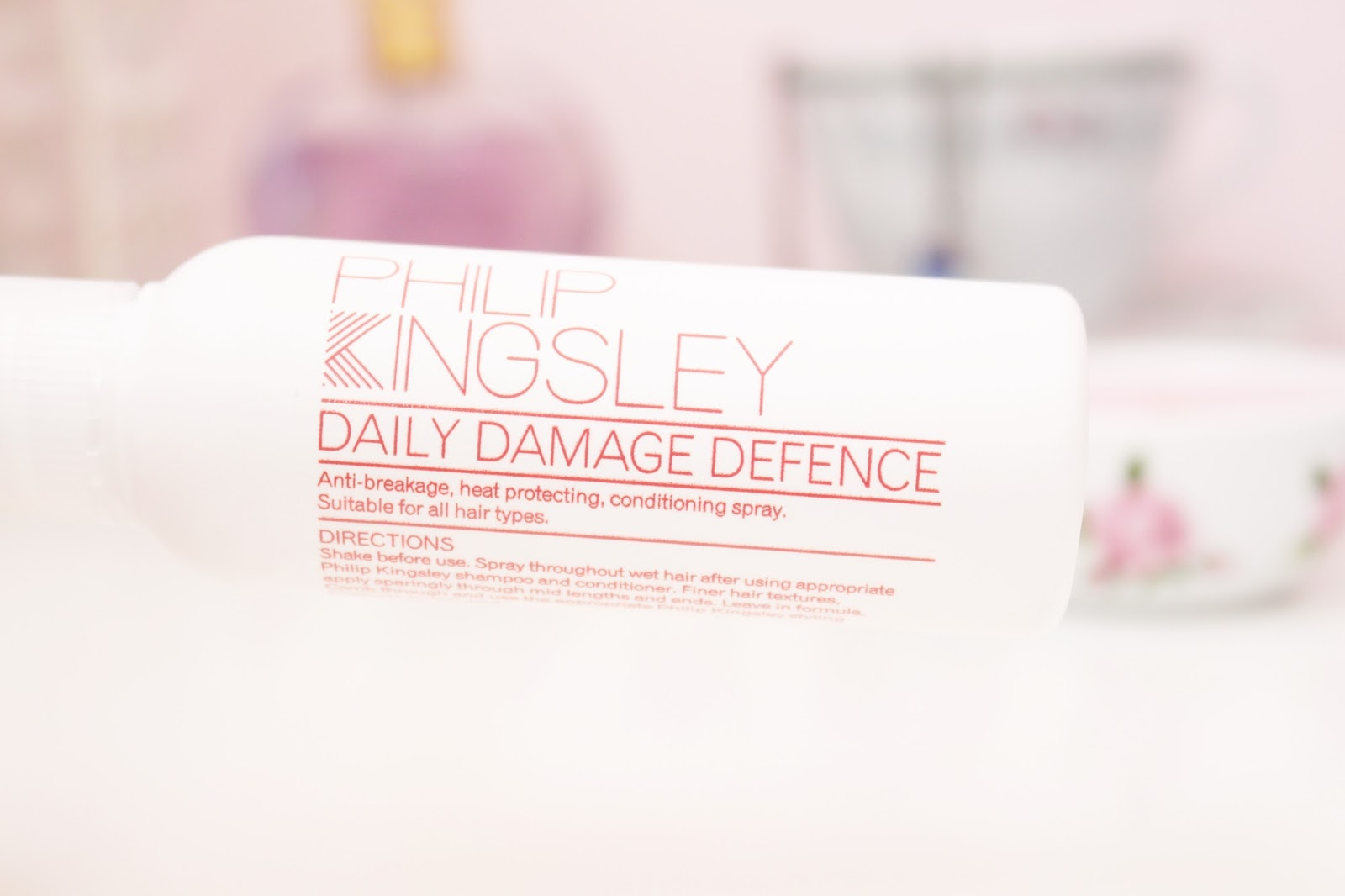 Philip Kingsley Daily Damage Defence Spray Review