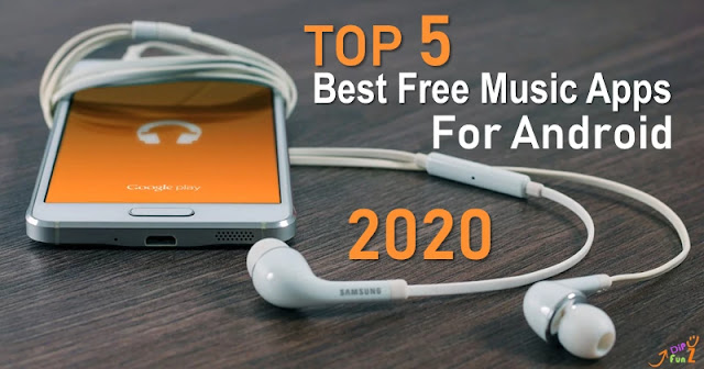 Best Music Apps for Android 2020