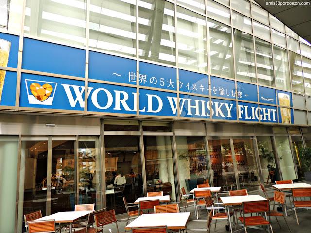 Restaurante en el Interior de Roppongi Hills Mori Tower, Tokio