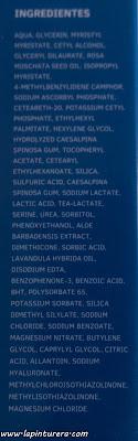 ingredientes crema de día