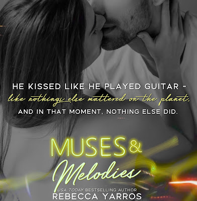 New Release: Muses and Melodies by Rebecca Yarros