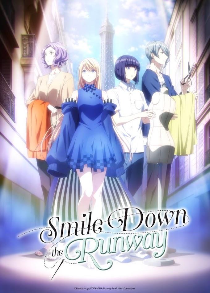 "Jae Joong - Ray of Light Lyrics『TV Anime ""Smile Down the Runway"" ED』"