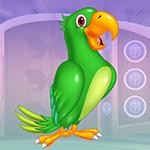 G4K Delightful Parrot Escape