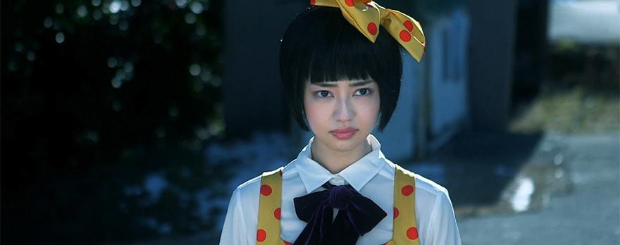 Shojo Tsubaki, The Camellia Girl