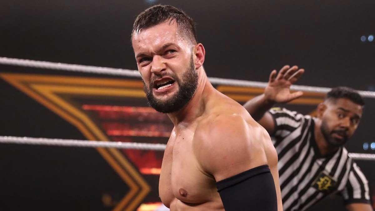 """Finn Balor já """"cumpriu seu propósito"""" no WWE NXT"""