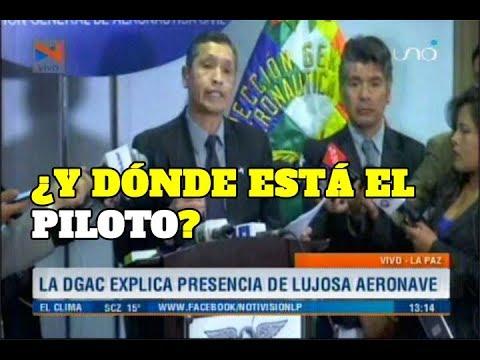DGAC EXPLICA PRESENCIA DE LUJOSA AERONAVE EN TERRITORIO BOLIVIANO