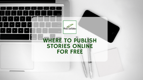 Where to publish stories online for free