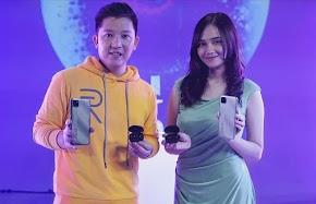 Realme C11 dan Realme Buds Q Resmi Melenggang di Indonesia