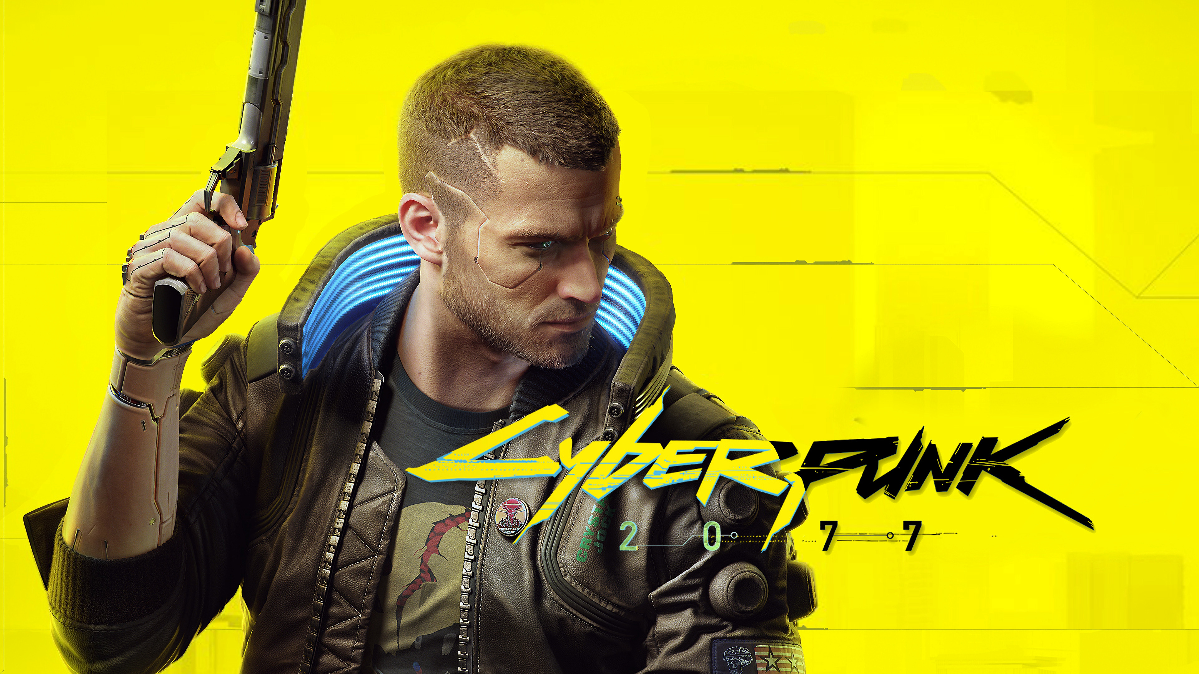 Cyberpunk 2077, V, 4K, #103 Wallpaper