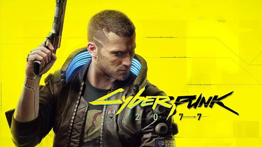 Cyberpunk 2077, V, 4K, #103
