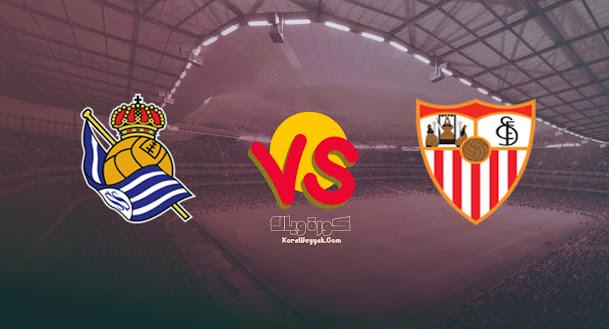 نتيجة مباراة ريال سوسيداد واشبيلية اليوم 19 سبتمبر 2021 في الدوري الاسباني