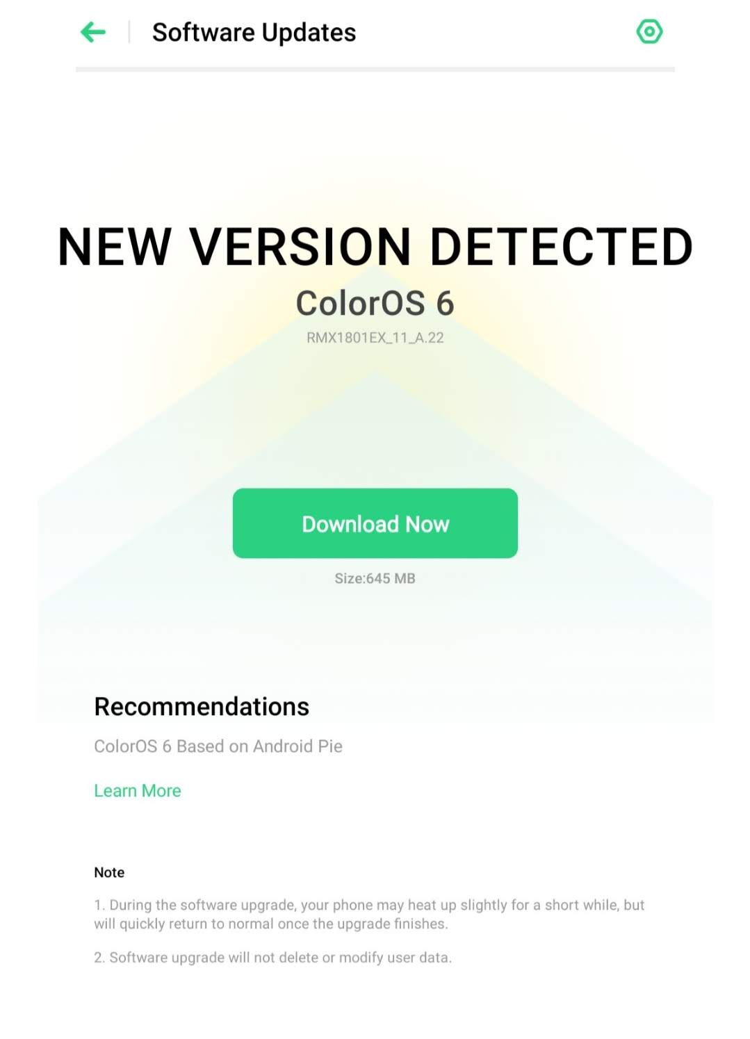 Realme 2 Pro Gets a Major ColorOS 6 Update in August/September?