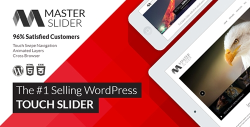 Master Slider V2.25.0 - WordPress Plugin Responsive Touch Slider
