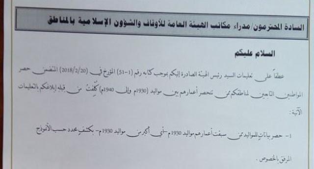 تعرف علي شروط التسجيل فى قرعة الحج فى ليبيا 1439/2018 وطريقة التقديم