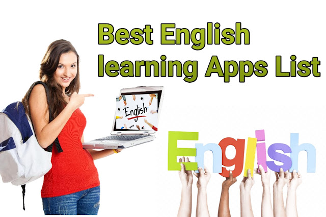 Best learning English apps for Android/ios free download 2020