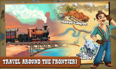 Westbound: Pioneer Adventure for Android