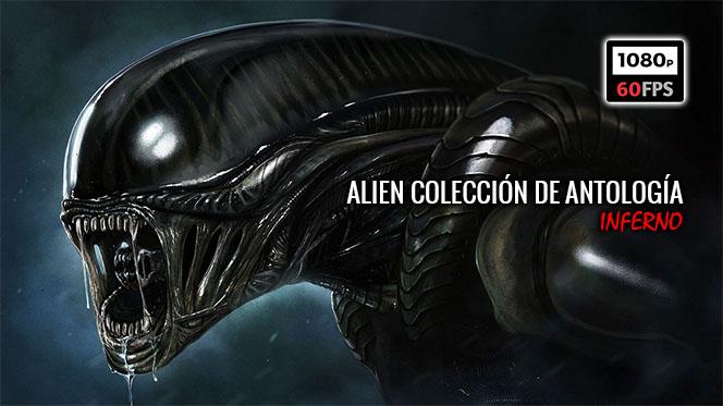 Alien Colección de Antología BDRip 1080p 60fps Latino-Castellano-Inglés