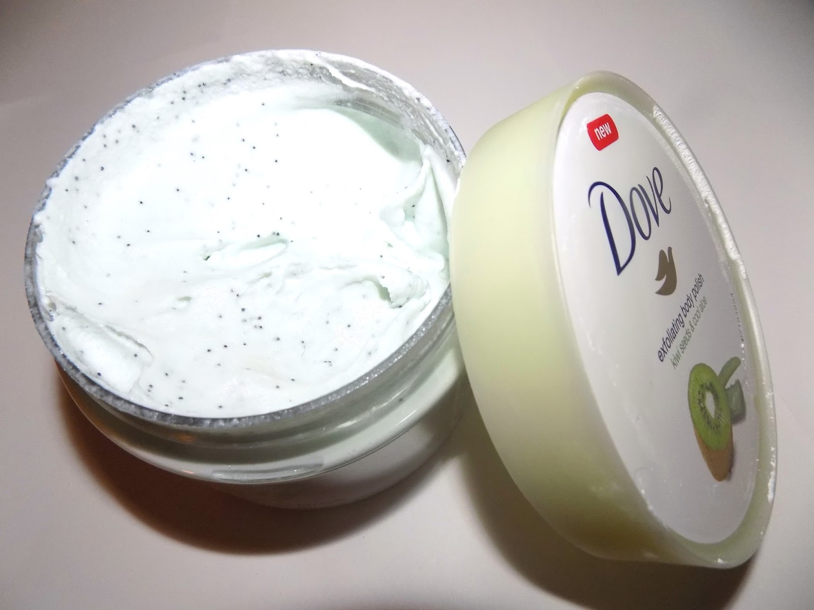 The Beauty Alchemist Dove Exfoliating Body Polish